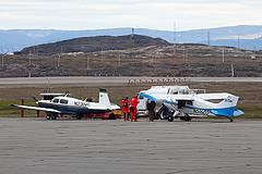 Mooney-in-Iqaluit